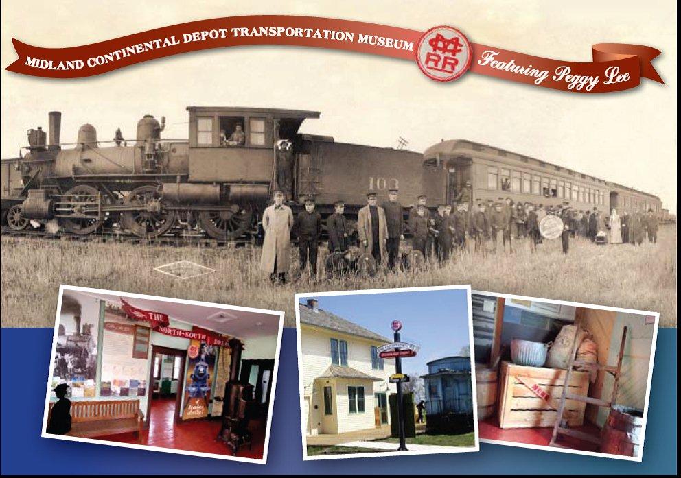 Depot train card